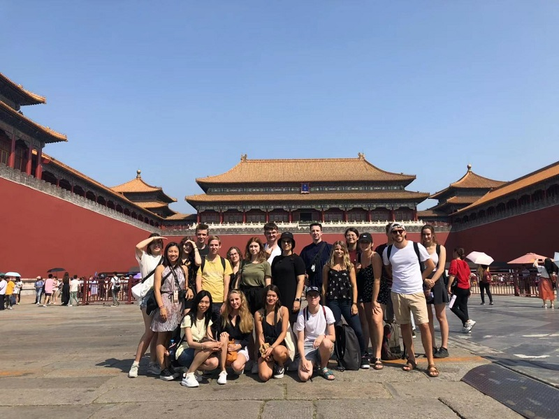 Sommercamp in China 2019
