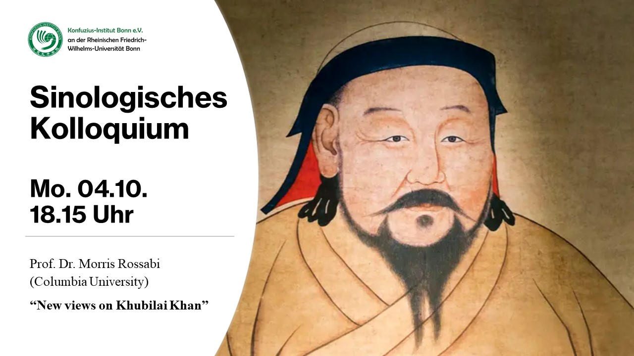 New views on Khubilai Khan